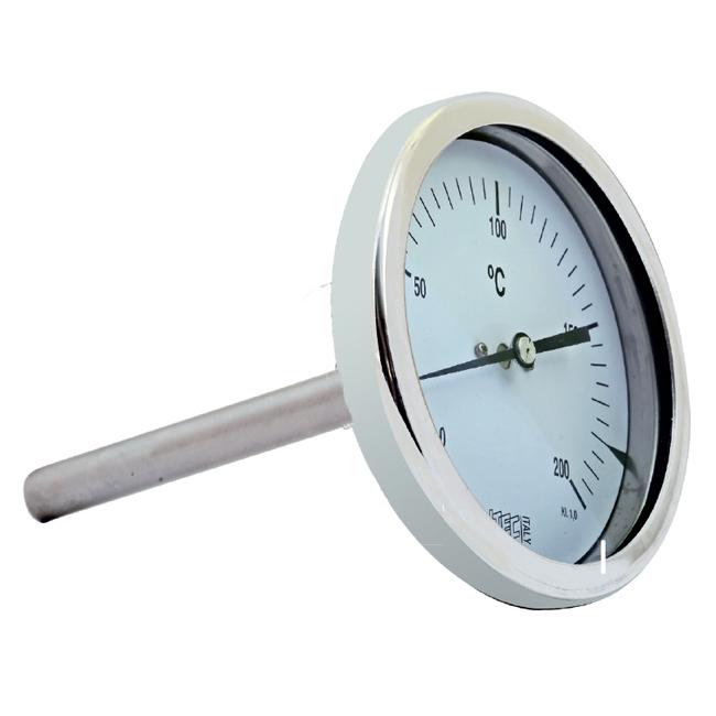 Промышленный биметаллический термометр Т501