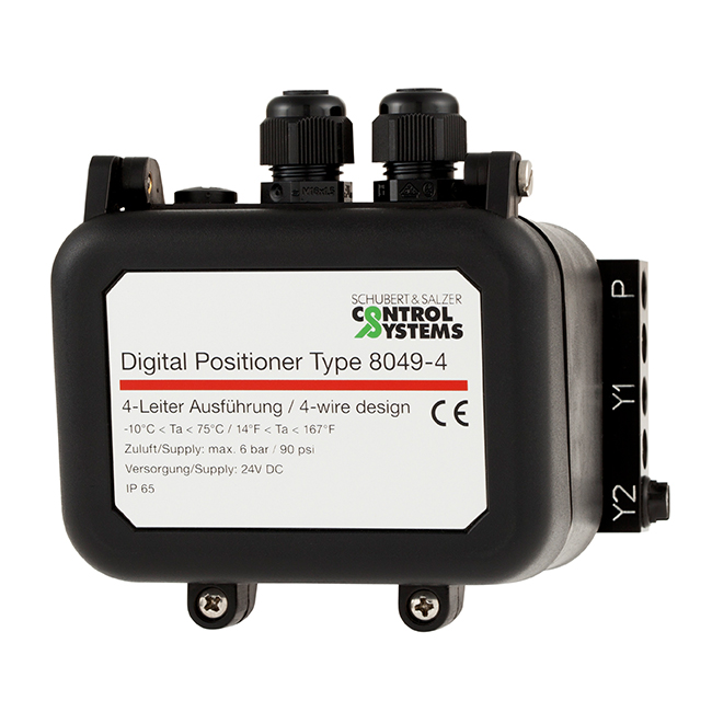 Digital Positioner 8049